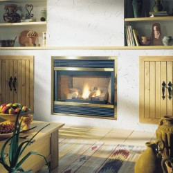 206 - CHIMENEA NVC43RN - GAS NAT - MANUAL