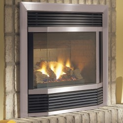 202 - CHIMENEA NVC36VN - GAS NAT - MANUAL
